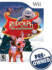 Rudolph The Red-Nosed Reindeer - PRE-OWNED - Nintendo Wii
