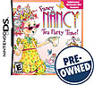 Fancy Nancy: Tea Party Time - PRE-OWNED - Nintendo DS