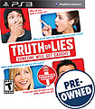 Truth or Lies - PRE-OWNED - PlayStation 3