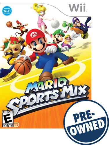 Mario Sports Mix - PRE-Owned - Nintendo Wii