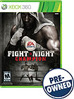 Fight Night Champion - PRE-OWNED - Xbox 360