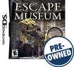Escape the Museum - PRE-OWNED - Nintendo DS