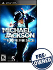 Michael Jackson: The Experience - PRE-OWNED - PSP
