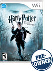 Harry Potter and the Deathly Hallows Part 1: The Videogame - PRE-OWNED - Nintendo Wii