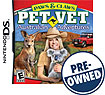 Paws & Claws: Pet Vet Australian Adventures - PRE-OWNED - Nintendo DS