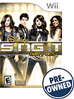 Disney Sing It: Party Hits - PRE-OWNED - Nintendo Wii