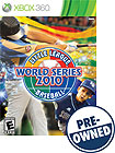 Little League World Series Baseball 2010 - PRE-OWNED - Xbox 360