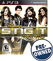 Disney Sing It: Party Hits - PRE-OWNED - PlayStation 3