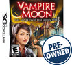 Vampire Moon: The Mystery of the Hidden Sun - PRE-OWNED - Nintendo DS