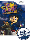 Billy the Wizard: Rocket Broomstick Racing - PRE-OWNED - Nintendo Wii