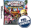 Wonder World Amusement Park - PRE-OWNED - Nintendo DS