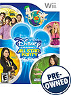 Disney Channel All Star Party - PRE-OWNED - Nintendo Wii