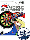 PDC World Championship Darts - PRE-OWNED - Nintendo Wii