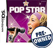 Music Star: Pop Star - PRE-OWNED - Nintendo DS