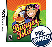 Burger Island - PRE-OWNED - Nintendo DS