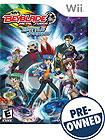 Beyblade: Metal Fusion Battle Fortress - PRE-OWNED - Nintendo Wii
