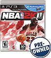 NBA 2K11 3D - PRE-OWNED - PlayStation 3