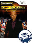 Deal or No Deal: Special Edition - PRE-OWNED - Nintendo Wii