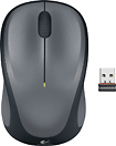 Logitech - M315 Compact Wireless Optical Mouse - Colt Matte