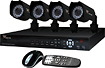 Night Owl 4-Channel, 4-Camera Surveillance System