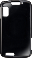 Rocketfish Mobile - Hard Shell Case for Motorola Atrix Mobile Phones - Black
