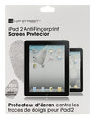 Hipstreet - Antifingerprint Screen Protector for Apple iPad 2 - Clear