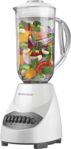 Black and Decker BL2010WP 10-Speed Blender