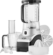 Wolfgang Puck - 3-in-1 Blender / Food Processor / Citrus Juicer - Black/Brushed Steel