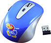 Wild Sales - Kansas Wireless 5-Button Mouse