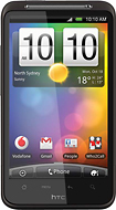 HTC - Desire HD Mobile Phone (Unlocked) - Black