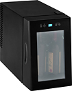 Vinotemp - 8-Bottle Wine Cooler - Black