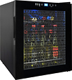 Vinotemp - 15-Bottle Varietal Wine Cellar - Black