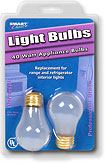 Smart Choice - Appliance Light Bulb (2-Pack)