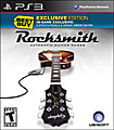 Rocksmith Best Buy Exclusive Edition - PlayStation 3