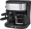 Buy Coffee Makers  - Mr Coffee 4-Cup Espresso Maker/10-Cup Coffeemaker - Black