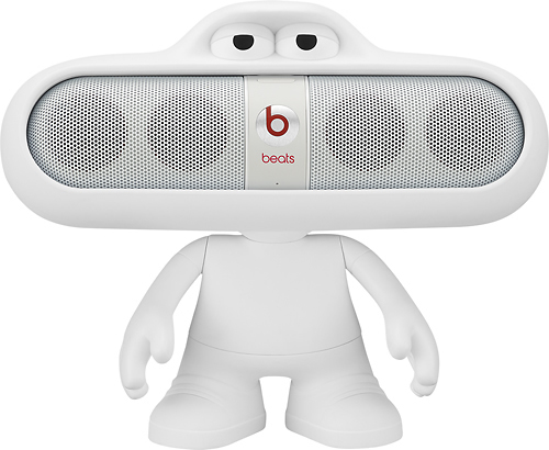 Beats by Dr. Dre BEATS PILL CHARACTER WHITE largeFrontImage