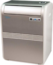 Haier - Refurbished 8,000 BTU Portable Air Conditioner - Silver