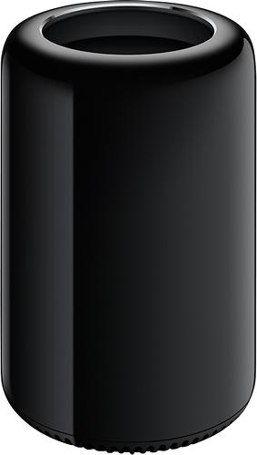 Apple - Mac Pro - 6-Core Intel® Xeon® Processor - 16GB Memory - 256GB Flash Storage - Black