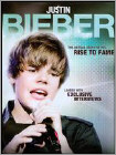 Justin Bieber: A Rise to Fame - Widescreen - DVD