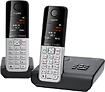 Gigaset - DECT 60 Expandable Cordless Phone System with Digital Answering System - Silver