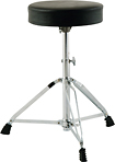 DrumFire - Double-Braced Drum Throne - Black