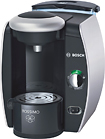 Buy Coffee Makers  - Bosch Tassimo T45 Beverage System - Silver/Black