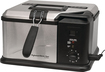 Masterbuilt - 1 Gal. Indoor Electric Fish Fryer - Black/Silver