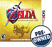 The Legend of Zelda: Ocarina of Time 3D - PRE-OWNED - Nintendo 3DS