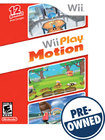 Wii Play: Motion - PRE-OWNED - Nintendo Wii