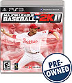 Major League Baseball 2K11 - PRE-OWNED - PlayStation 3
