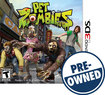 Pet Zombies - PRE-OWNED - Nintendo 3DS