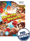 Power Punch - PRE-OWNED - Nintendo Wii