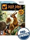 Deer Drive - PRE-OWNED - Nintendo Wii
