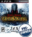 The Lord of the Rings: War in the North - PRE-OWNED - PlayStation 3
